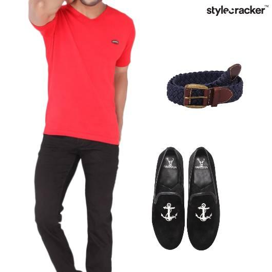 Casual Tshirt Jeans Basic - StyleCracker