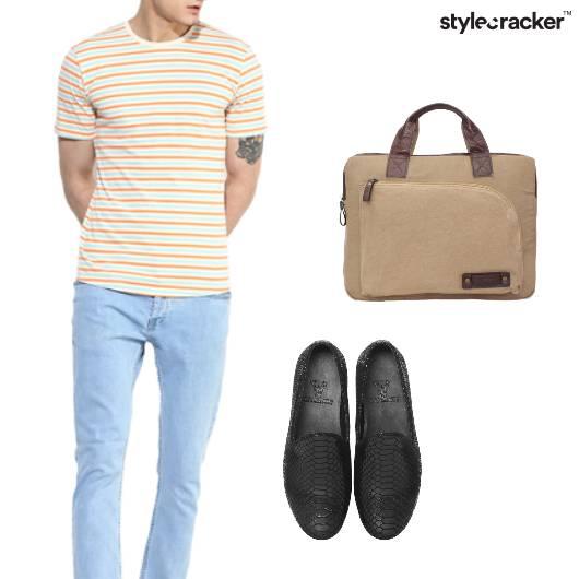 Tshirt Jeans Weekend Work Casual - StyleCracker