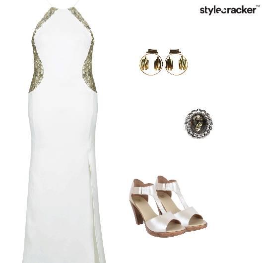 Maxi Dress Night Party - StyleCracker