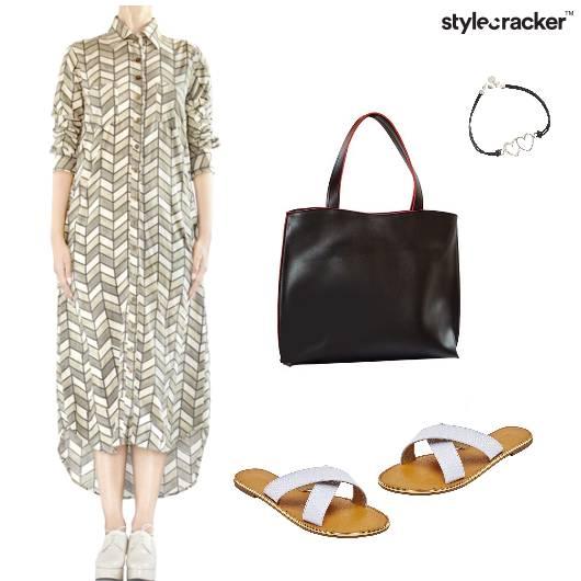 Shirt Dress Casual Outdoor - StyleCracker