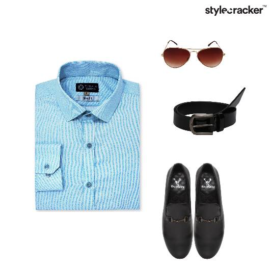 Formal Shirt Work Basics - StyleCracker