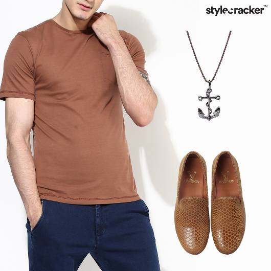 Causl Tshirt Jeans SlipOns Weekend Part - StyleCracker