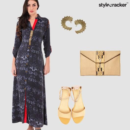 Ethnic Festive GaneshChaturthi  - StyleCracker