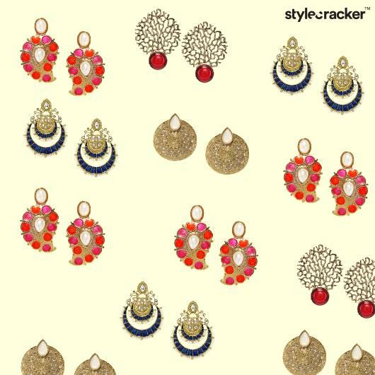 Earrings Festive Jewellery  - StyleCracker