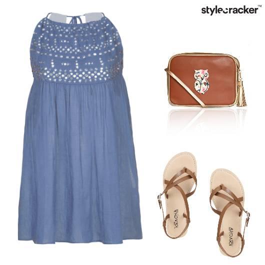 Short Dress Casual Sunday - StyleCracker