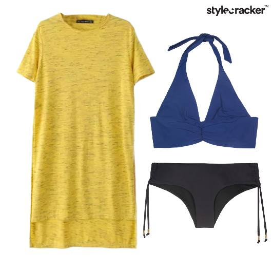 Bikini Tshirt Weekend Casual Beach - StyleCracker