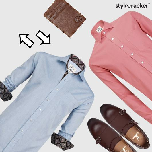 Shirts Dapper Formal Work - StyleCracker
