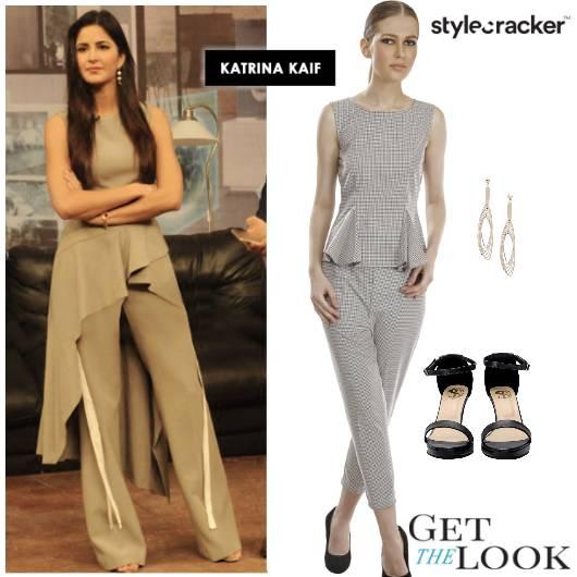 KatrinaKaif GetTheLook CelebStyle - StyleCracker
