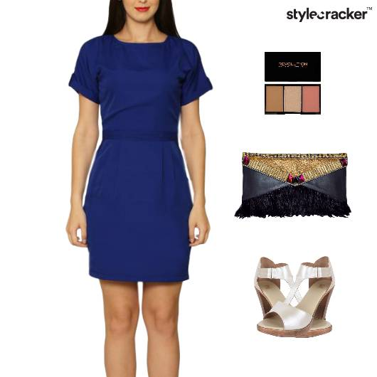 Dress Statement Clutch Dinner Party - StyleCracker