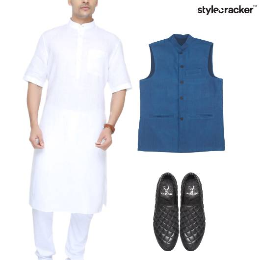 Indian KotiJacket SlipOn Footwear - StyleCracker