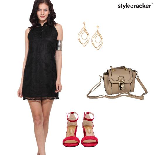 LBD SlingBag NightOut Dinner  - StyleCracker
