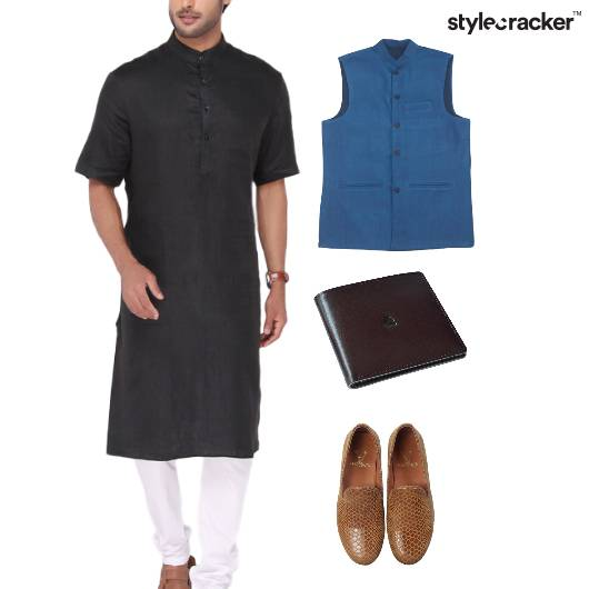 IndianWear WeddingLook Chic Wallet - StyleCracker