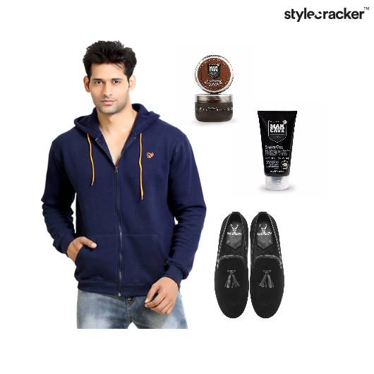 Casual Hoodie StyleCream  - StyleCracker