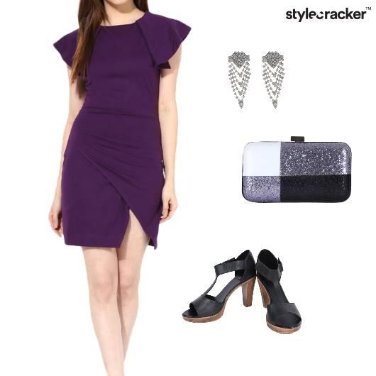 Weekend Party Night Date - StyleCracker