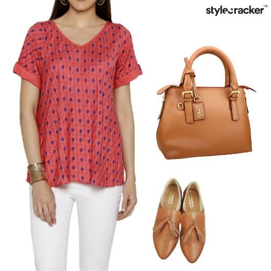 Casual Tshirt Work Weekday - StyleCracker