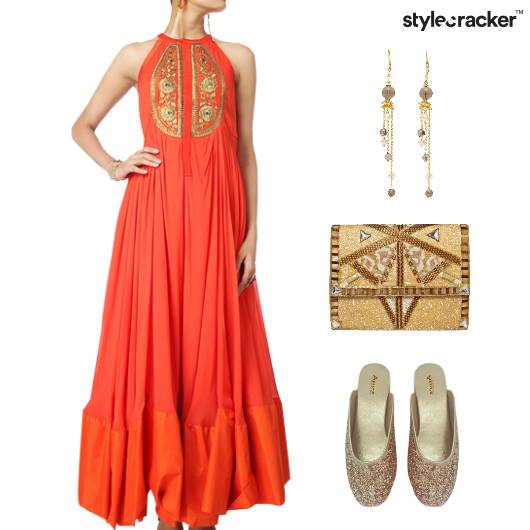 Indian Festive Clutch Ethnic Wedding - StyleCracker