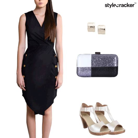 Black Dress Party  - StyleCracker