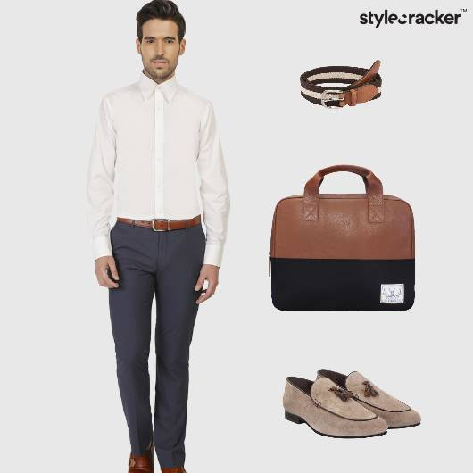 Shirt Trousers Workwear Formal - StyleCracker