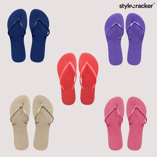 SlipOns Casual Chill Sliders  - StyleCracker