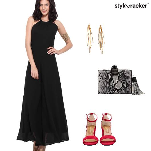 Maxi Friday Clutches Danglers  - StyleCracker