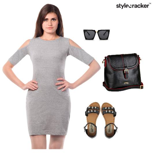 Casual TshirtDress Lunch Backpack - StyleCracker