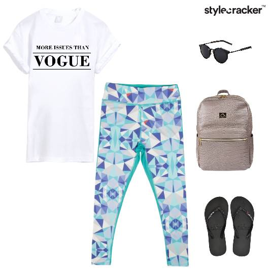 Athletic Sporty Casual Backpack Sunglasses - StyleCracker
