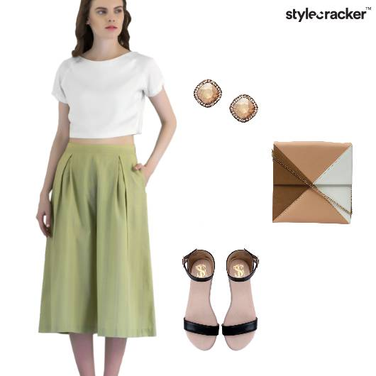 Culottes Casual MidWeek Day - StyleCracker