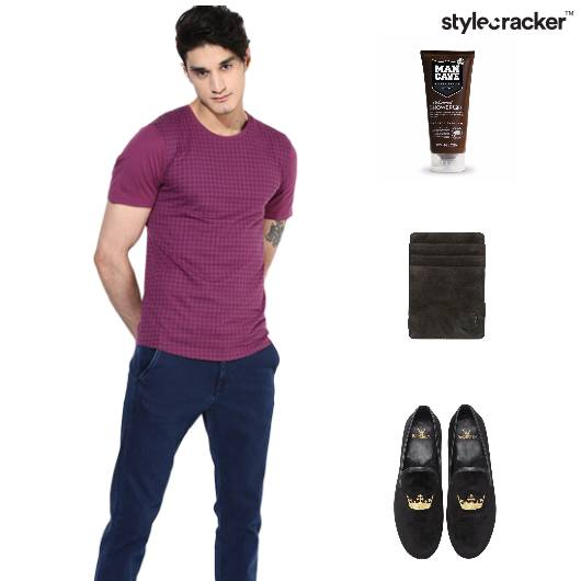 Tshirt SlipOns Accessories Grooming Printed - StyleCracker