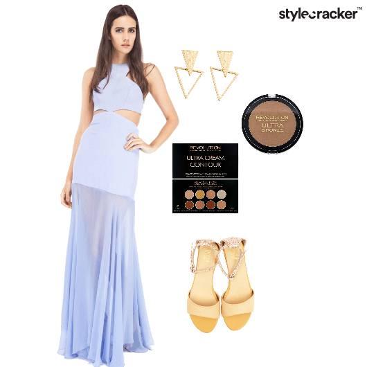 Gown Pastels Contour Bronzer - StyleCracker