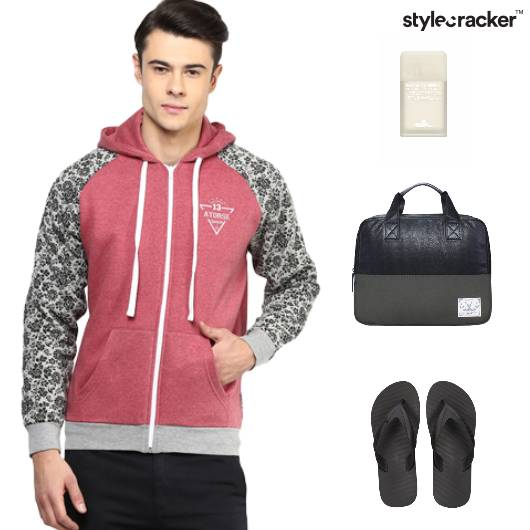 Casual Slippers Grooming Laptop Jacket - StyleCracker
