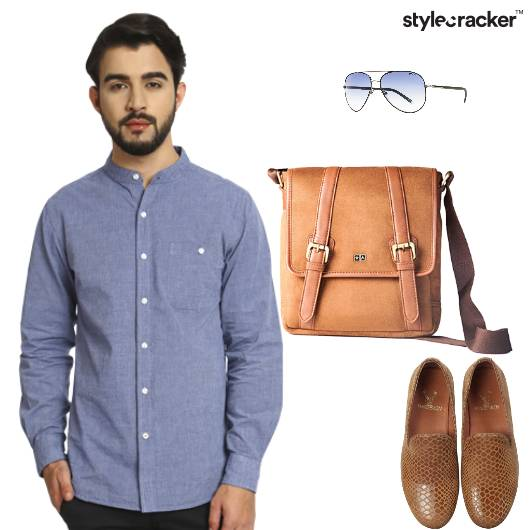 Shirt LinenPants Loafers Bags Aviators Beach - StyleCracker
