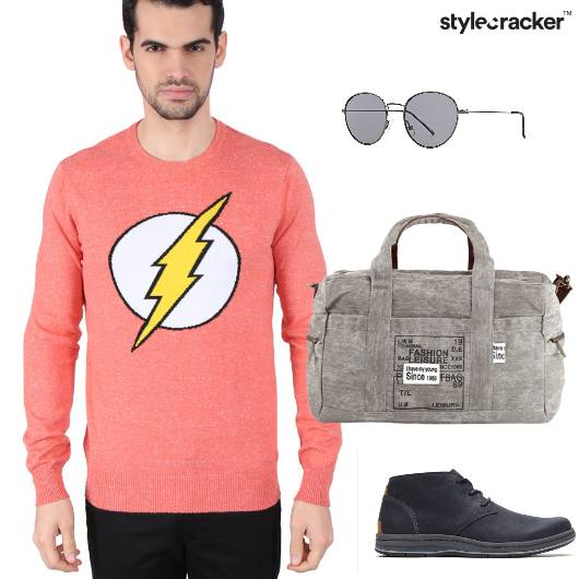 Sweatshirt Bright Casual Travel - StyleCracker