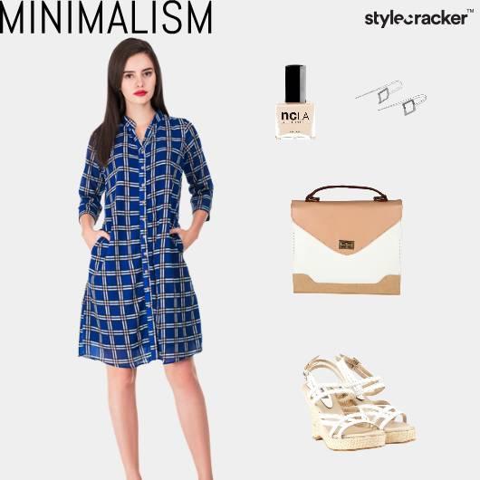 Shirtdress Casual Brunch  - StyleCracker