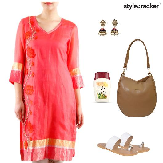 Indian Casual Workwear Kurta  - StyleCracker