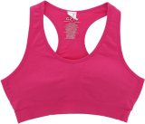 PrettySecrets Flirty Fuchsia Dreamy Fit Sports Bra - StyleCracker