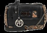 Leather Crossbody Bag-PR1018 - StyleCracker