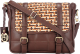 Leather Cross Body Bag-PR902 - StyleCracker