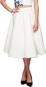 The Classic Midi Skirt - StyleCracker