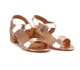 See by Zaera sandals Gold - StyleCracker