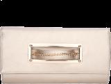 Gold Hand-in Strap Clutch - StyleCracker
