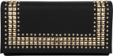 Rockstud Black Sundowner Clutch - StyleCracker