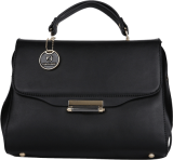 Estelle Black Satchel - StyleCracker