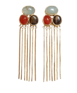 Spring Stones And Tassels - StyleCracker