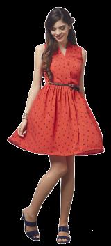 Yacht Print Shirt Dress - StyleCracker