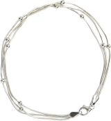 Sleek And Elegant Classic Bracelet - StyleCracker
