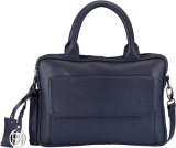 Leather Laptop Bag - PR1039 - StyleCracker