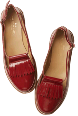 Oxblood Tassel Loafers - StyleCracker