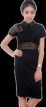Look Here Dress - StyleCracker