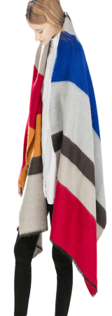 Cashmere Scarf Shawl - StyleCracker