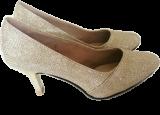 Shimmer Heels - StyleCracker